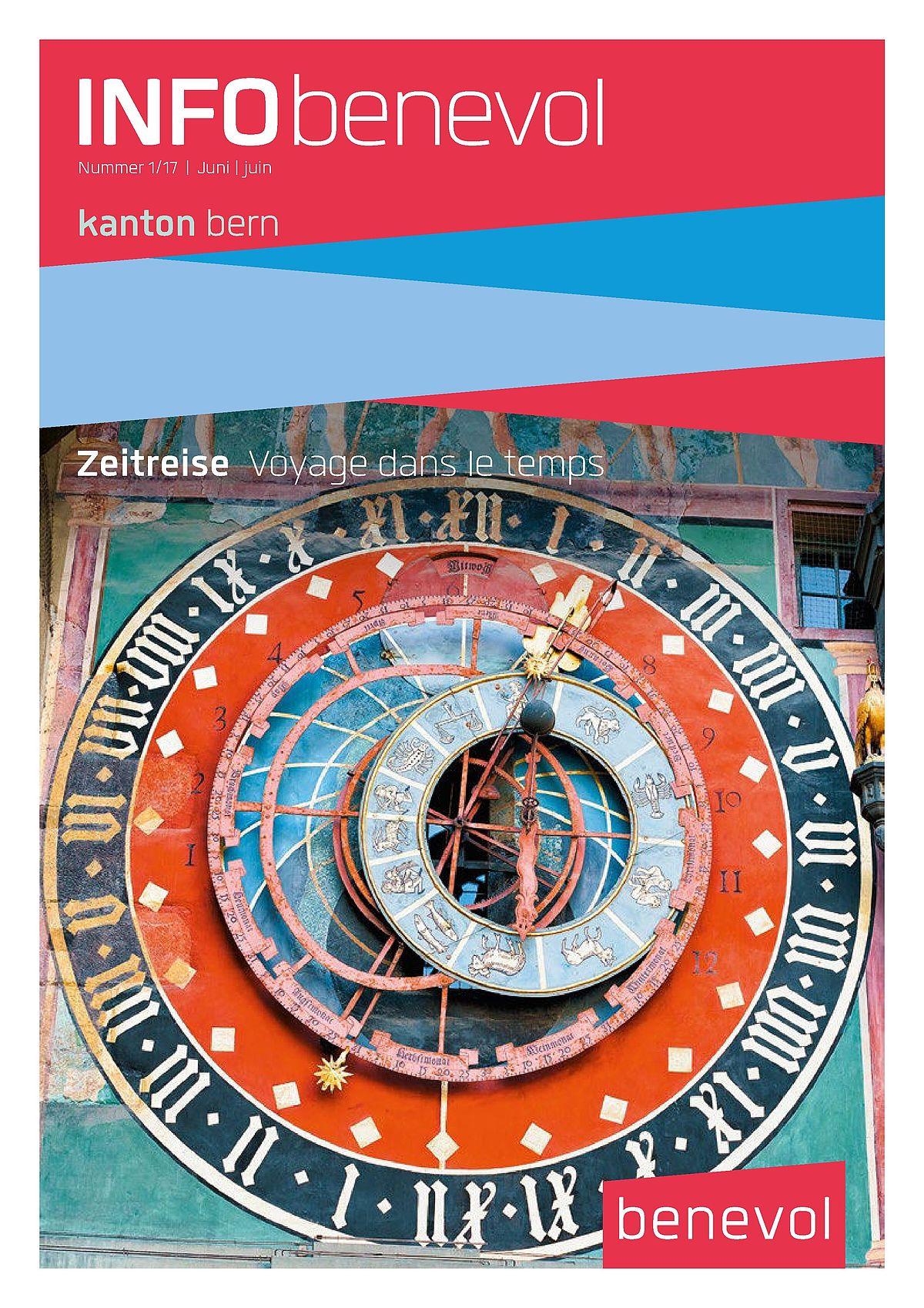 Zeitreise voyage dans le temps infobenevol juni 2017 benevol - Anastasia voyage dans le temps ...
