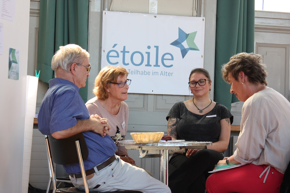 Verein Etoile am benevol-Dating 2017